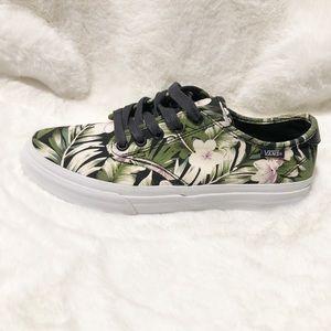 Vans Tropical Print Sneakers